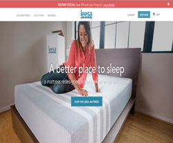 Leesa Sleep Promo Codes