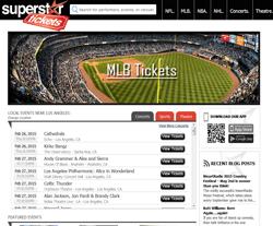SuperStar Tickets