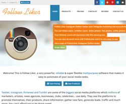 Follow Liker Promo Codes