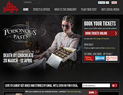 London Dungeon Coupon