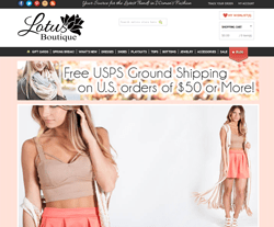 Lotus Boutique Coupon 2018