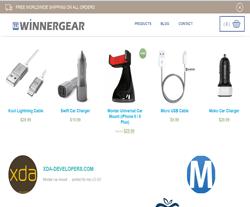 WinnerGear Coupon