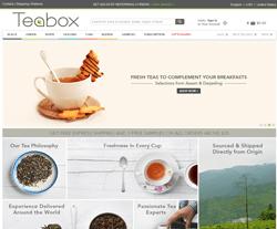 Teabox Promo Codes 2018