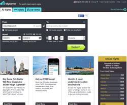 Skyscanner UK Discount Code