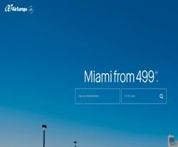 Air Europa Discount Codes