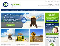 Get Going Travel Insurance Discount Code