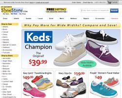 Shoestore Coupon