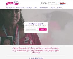 Race for Life Promo Code 2018