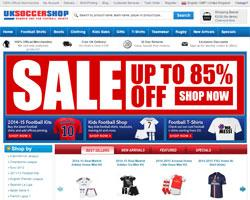 UK Soccer Shop Coupon &
