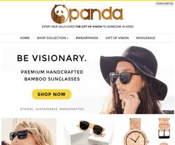 Panda Sunglasses Discount Code