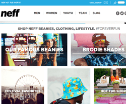 Neff Headwear Coupon Codes 2018