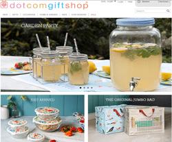 dotcom gift shop Discount Code 2018