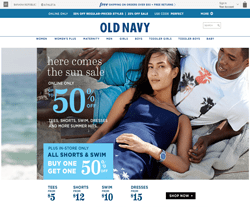 Old Navy Promo Codes 2018