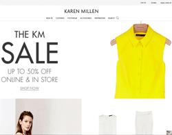 Karen Millen Coupon