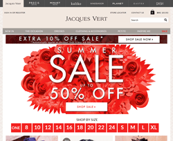 Jacques Vert Promo Code