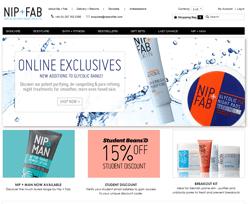 Nip + Fab Discount Code 2018