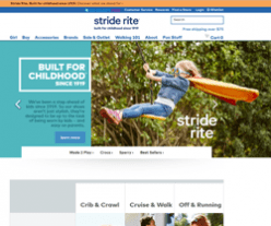 Stride Rite Coupon 2018