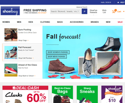 Shoes.com Promo Codes & Coupons