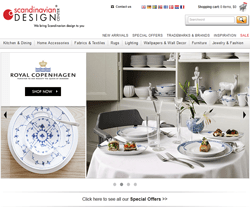 Scandinavian Design Center Promo Codes