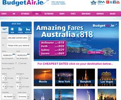 BudgetAir Promo Codes