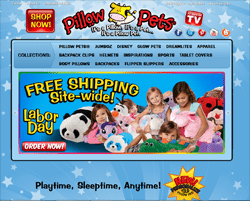 My Pillow Pets Promo Codes