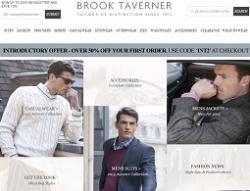 Brook Taverner Discount Code