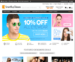 SmartBuyGlasses Coupons 2018