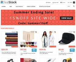 DealStock Promo Codes