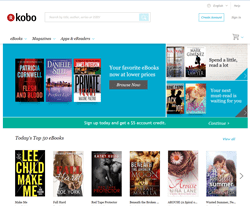 Kobo Books Promo Codes 2018