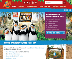 Chessington World of Adventures Coupon 2018