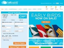 Helloworld Promo Codes