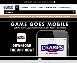 Champs Coupons 2018
