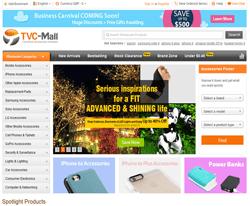 TVC-Mall Promo Code