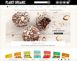 Planet Organic Discount Code 2018