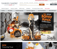 Yankee Candle Promo Codes 2018