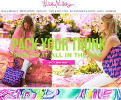 Lilly Pulitzer Promo Codes 2018