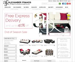 Alexander Francis Discount Code