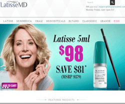 Latisse MD Coupons 2018
