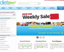 Diet Direct Promo Codes 2018