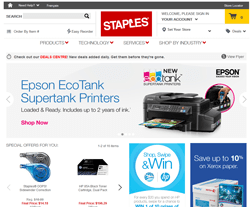 Staples Promo Codes 2018