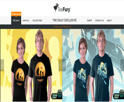 TeeFury Coupons 2018