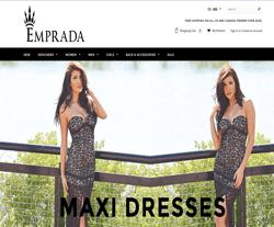 EMPRADA Promo Codes