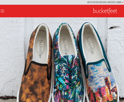 BucketFeet Promo Codes 2018