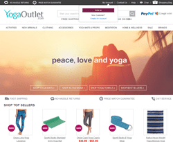 YogaOutlet.com Promo Codes