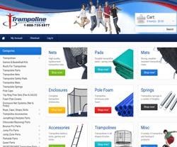 TrampolinePartsandSupply.com Promo Codes