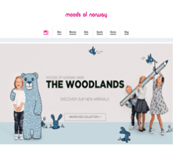 Moods of Norway Coupon