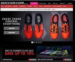 Soccer.com Coupons 2018