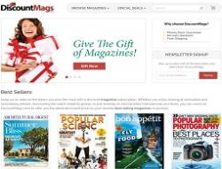 DiscountMags Promo Code