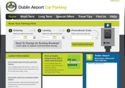 Dublin Airport Parking Promo Codes 2018