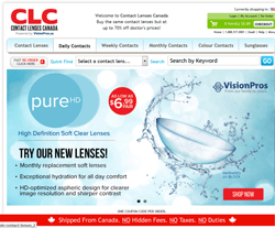 Contact Lenses Canada Coupons 2018